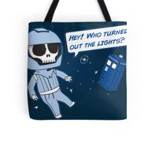 Lights out! Tote Bag