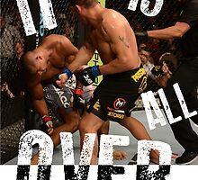 UFC - IT IS ALL OVER - Alistair Overeem vs Bigfoot Silva - Mike Goldberg by TomDesigns