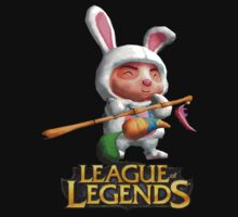 Cottontail Teemo by malapipa