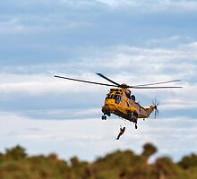 RAF Search and Rescue Helicopter V2 by JASPERIMAGE