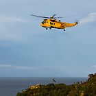 RAF Search and Rescue Helicopter V3 by JASPERIMAGE