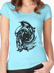 The Monster in the Closet Women's Fitted Scoop T-Shirt
