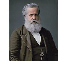 Emperor Pedro II of Brazil, 1876 Photographic Print