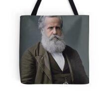 Emperor Pedro II of Brazil, 1876 Tote Bag