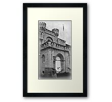 Church in Oxford, England Framed Print