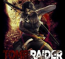 Tomb Raider by sazzed