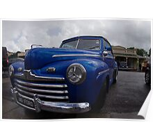 1946 FORD ROADSTER Poster
