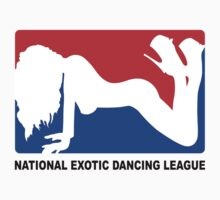 National Exotic Dancing League by andrewsloan