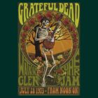 Grateful                       Dead by Evangeline Parkinson