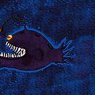 Angler fish by ahni mazybolton