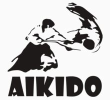 Aikido - Martial Arts by AlphaAttire