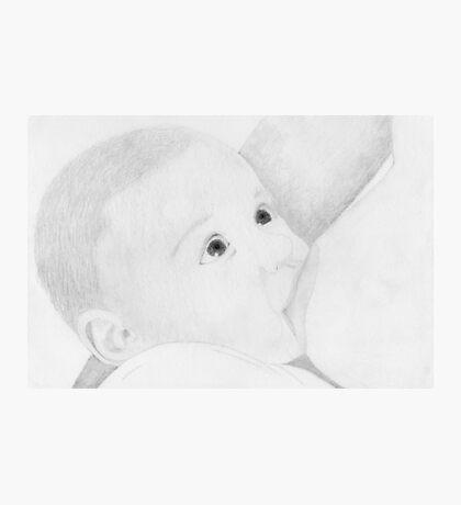 Breastfeeding Photographic Print