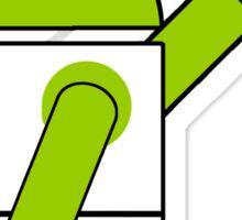 Air Droid '23' Sticker