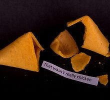 Fortune Cookie by petemar12