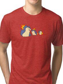 Line of cute Tri-blend T-Shirt