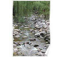 Serenity creek Poster