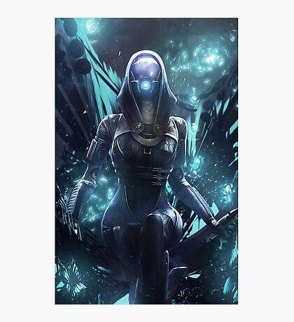 Mass Effect - Tali Zorah Vas Normandy Photographic Print