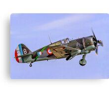 Curtiss Hawk H75C-1 No 82 G-CCVH Canvas Print