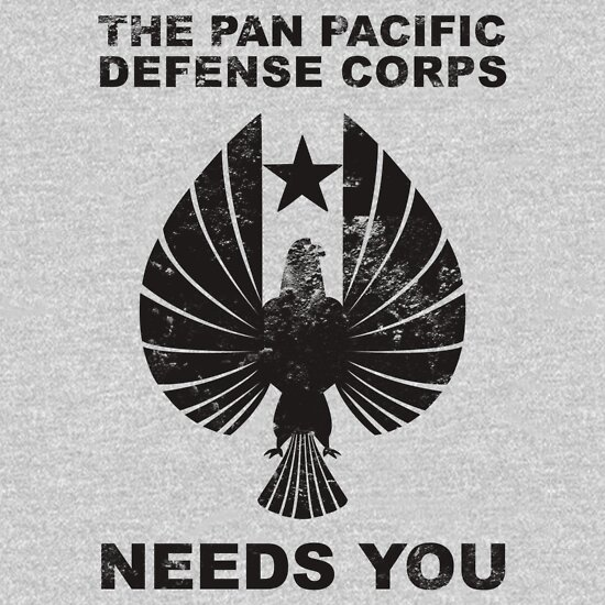 """Pan Pacific Defense Corps"" T-Shirts & Hoodies by Carrie ..."