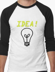 idea Men's Baseball ¾ T-Shirt