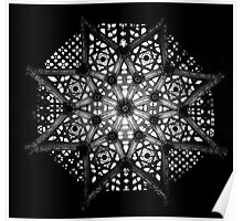 Gothic Star  Poster
