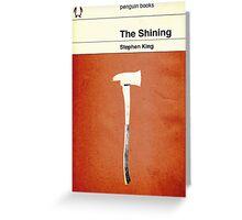 The Shining  Greeting Card