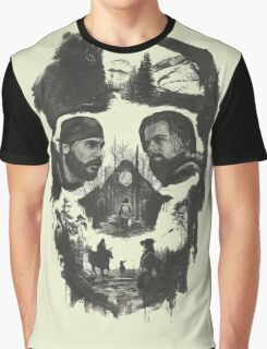 hugh glass and jhon fiztgerald the revenant movie Graphic T-Shirt