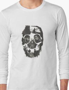 hugh glass and jhon fiztgerald the revenant movie Long Sleeve T-Shirt