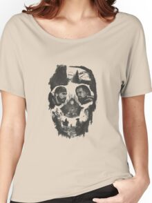 hugh glass and jhon fiztgerald the revenant movie Women's Relaxed Fit T-Shirt