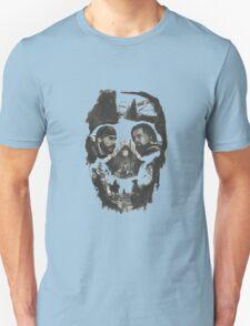 hugh glass and jhon fiztgerald the revenant movie Unisex T-Shirt