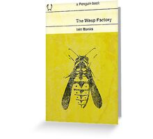 The Wasp Factory Greeting Card