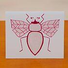 Raspberry Bug by triciad
