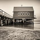 Busselton Jetty by Shari Mattox