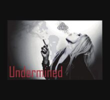 UNDERMINED Smokeing Girl 1 by Killerz0mbie03