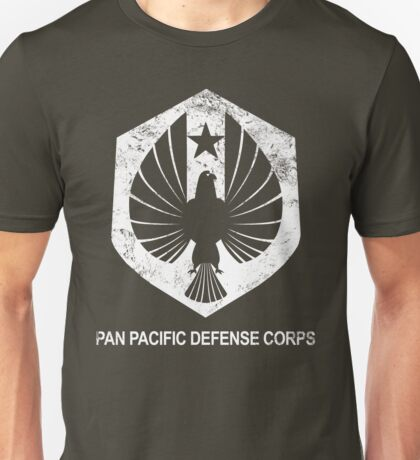Pan Pacific Defense Corps Unisex T-Shirt