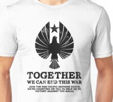 Together We Can End This War Unisex T-Shirt