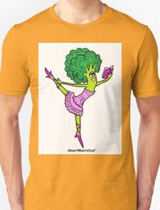 SmartMeetsCool - Ashley (Color) Unisex T-Shirt