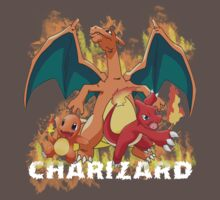 Charizard Evolutions by iibbo1