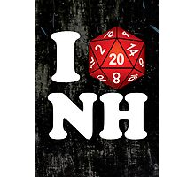 I D20 New Hampshire Photographic Print