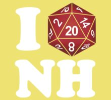 I D20 New Hampshire One Piece - Short Sleeve