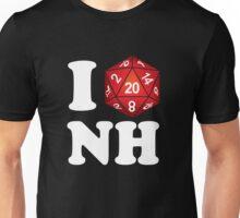 I D20 New Hampshire Unisex T-Shirt