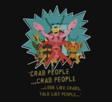 Crab People by BSRs