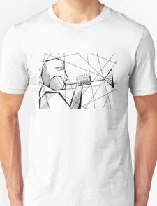 Dizzy Gillespie T_shirt design T-Shirt