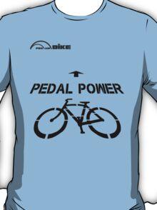 Cycling T Shirt - Pedal Power T-Shirt