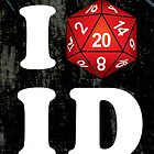 I D20 Idaho by Tee NERD
