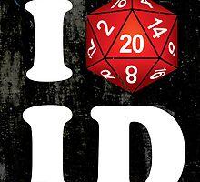 I D20 Idaho by Tee NERD