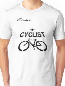 Cycling T Shirt - Cyclist Unisex T-Shirt