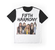 Fifth Harmony Graphic T-Shirt