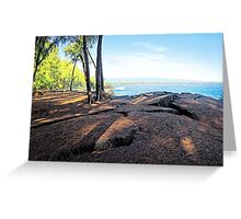 Kaloli Point 3 Greeting Card