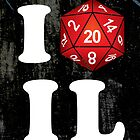 I D20 Illinois by Tee NERD